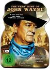 The Very Best Of John Wayne - Metall-Shapebox (2012)