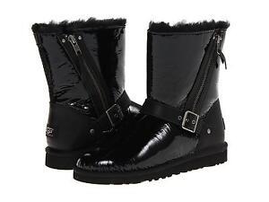 ugg blaise patent boots