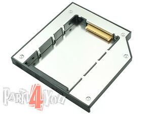 Second-SATA-Hard-Disk-Caddy-Slim-2-SSD-Sony-Vaio-E15-E17-Series-replace-DVD