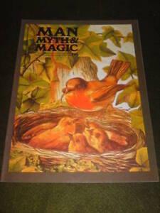 Details about MAN MYTH & MAGIC #86