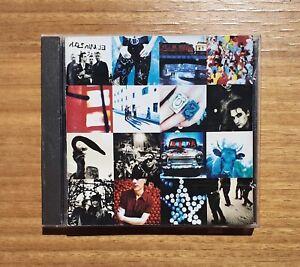U2 - Achtung Baby CD [Australian Pressing] 1993