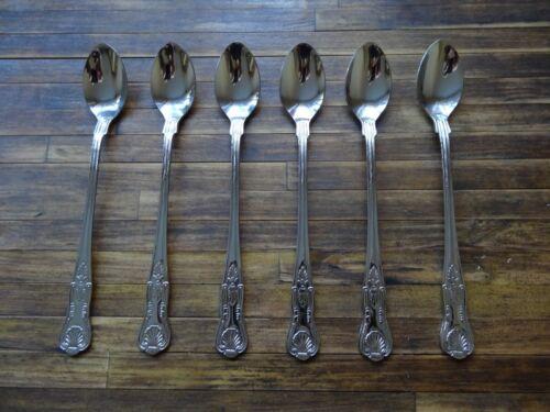BRAND NEW King/'s Sundae Spoons x 6