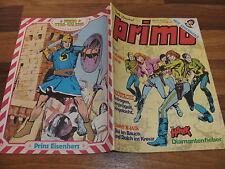 PRIMO 22/1974 -- Rolf Kauka / Air Hawk / Cosmos Crew / Moustache / Sammy + Jack
