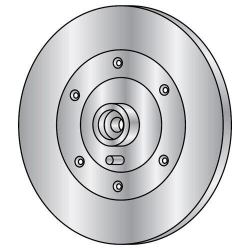 Center Plate Support for Globe Slicers Includes 6 Screws Size OEM # 384-3