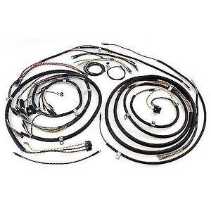 omix ada 17201 06 wiring harness for 48 53 willys cj3a ebay rh ebay com