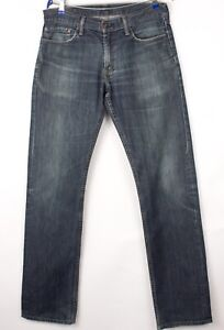 Levi's Strauss & Co Hommes 514 Slim Jeans Jambe Droite Taille W33 L36 BCZ1071