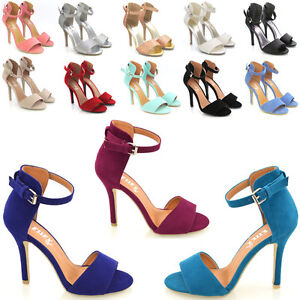NEW-WOMENS-STILETTO-SANDALS-LADIES-ANKLE-STRAP-HIGH-HEEL-SANDAL-SHOES-SIZE-3-8