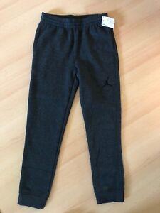 Details zu Nike Air Jordan Jogginghose Größe M 140 152, NEU