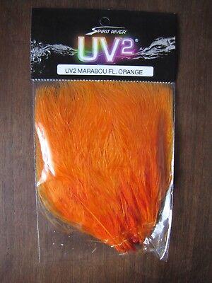 FL Orange Marabou