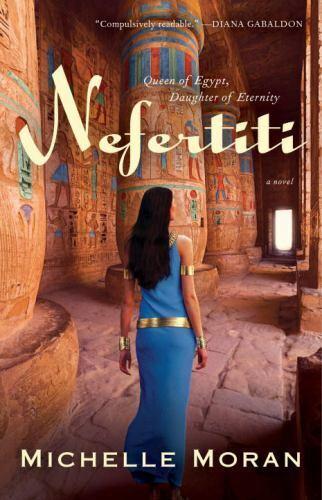 Egyptian Royals Collection Nefertiti A Novel By Michelle Moran 2008,... - $15.31