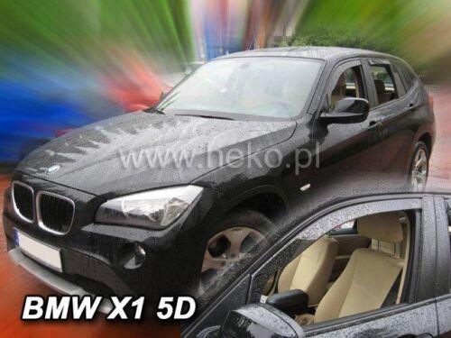HEKO saute vent BMW x1 e84 5-porte année ab 2009 2 pièces Déflecteurs 11145