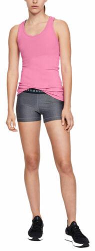 Under Armour Damen Sport-Fitness-Tanktop UA Victory Achselshirt rosa