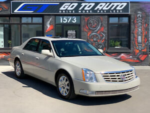 2011 Cadillac DTS Luxury III Sedan-Nav|park sensors|remote start