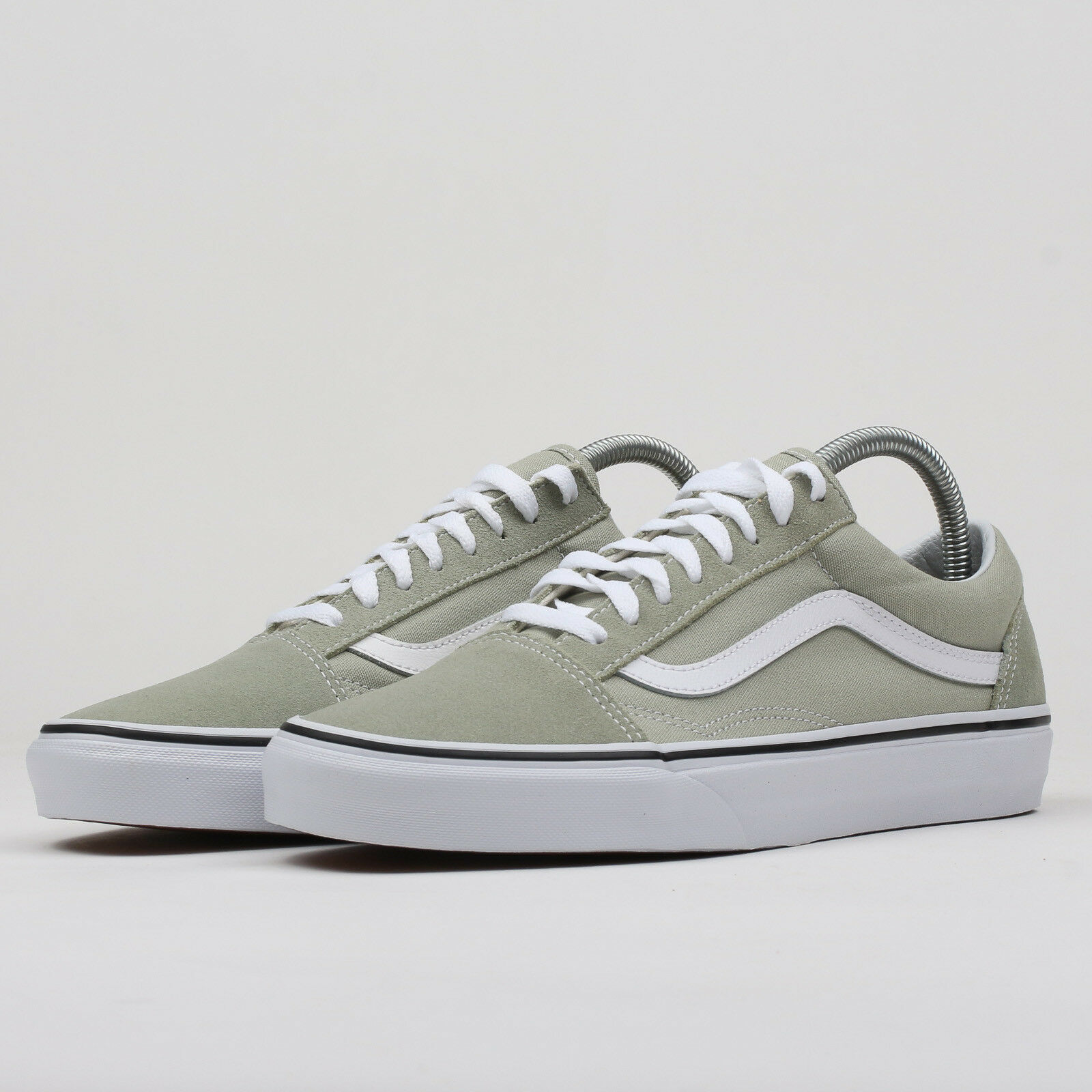 Vans Old Skool Desert Sage/True bianca UE 37, uomini, verde, vn0a38g1u62