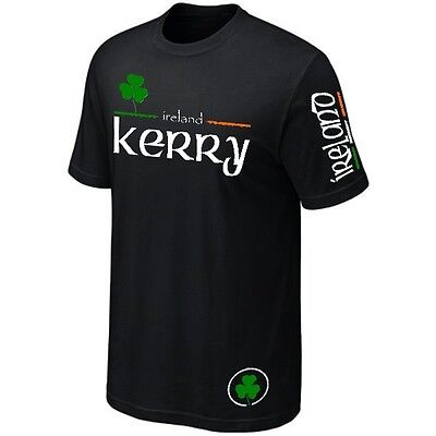 KERRY IRELAND EIRE T-SHIRT Silkscreen