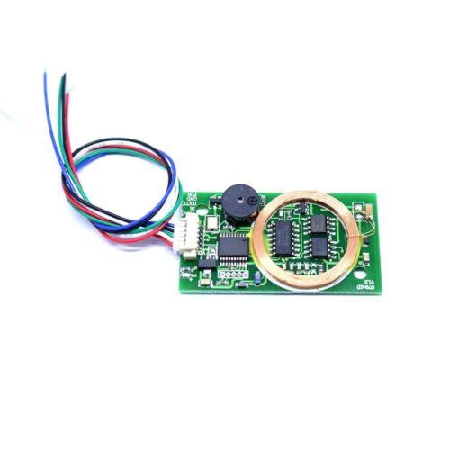 ID//IC 13.56Mhz 125Khz doble frecuencia 12v lector de RFID Módulo Wg26//34 interfaz