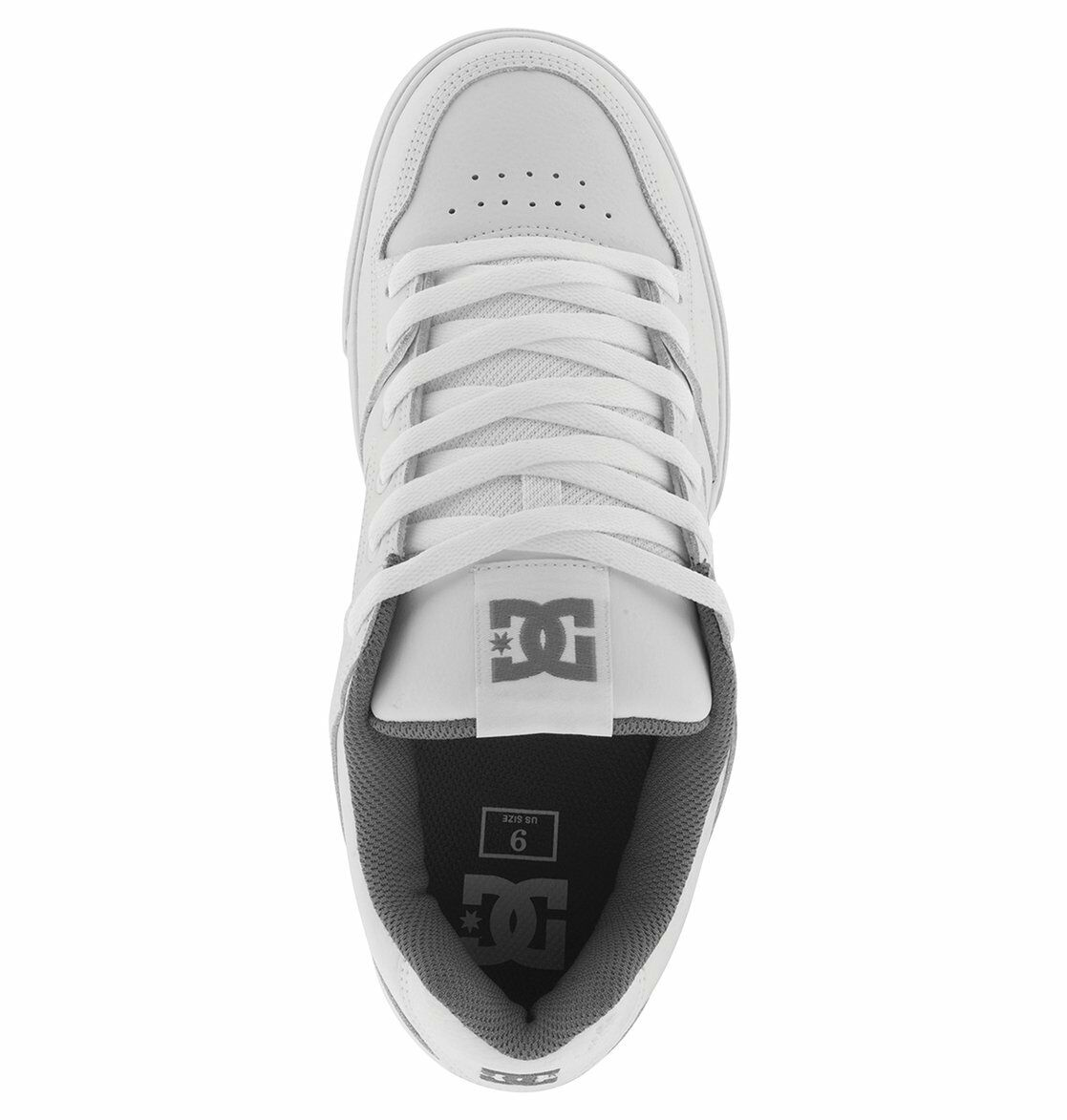 DC MEN'S PURE White/Battleship/White(HBW) MEN'S DC Shoes 300660 FAST SHIPPING 0d1a50