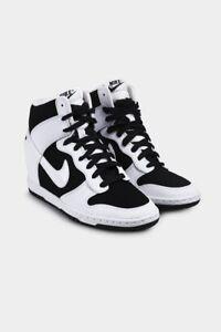 4f02baec0a06 Nike WOMEN S Dunk Sky Hi Essential HIDDEN WEDGE SIZE 7.5 High NEW ...