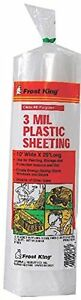 THERMWELL P1025/3 Frost King Plastic Sheeting Roll