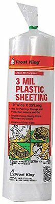 Building Materials & Supplies Every Other Thing Thermwell P1025/3 Frost King Plastic Sheeting Roll
