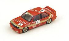 Spark 1/43 SA033 BMW E.30 M3 n.7 2nd Macau GP 1987 Dieter Quester -HILTON red