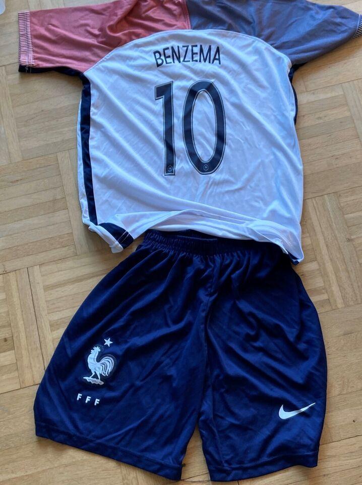 Sportstøj, Fodboldtrøje , Nike France