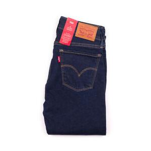 Levis-710-Innovation-Super-Skinny-Jeans-Society-Dunkelblau-17780-0014-Neu