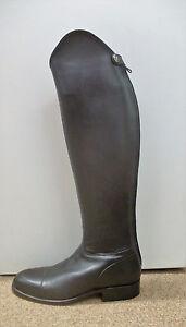 San Francisco 12803 7d842 Dettagli su SARM HIPPIQUE Lungo Stivali Cavallerizza Pelle Italiana Stile  1600 Vendita di diverse dimensioni- mostra il titolo originale