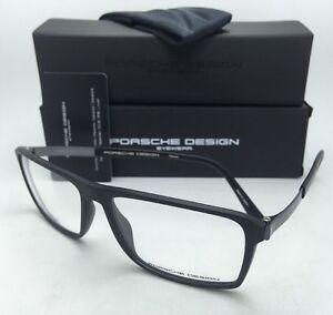 eb013fcd460f New PORSCHE DESIGN Titanium Eyeglasses P 8259 A 57-15 140 Matte ...