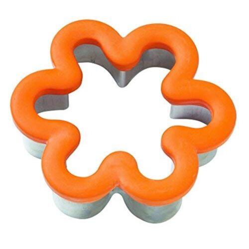 multi-couleur 10 x 4.5 cm-Cookie Confort Decora Comfort Grip Flower Cutter