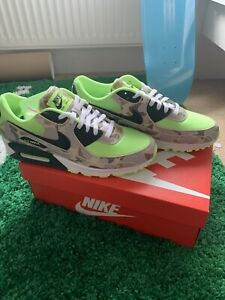 Air-Max-90-Green-Camo-UK11-US-12-EU-46-Deadstock