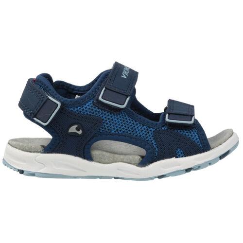Viking Sandale Anchor-Bleu Nouveau//Neuf dans sa boîte