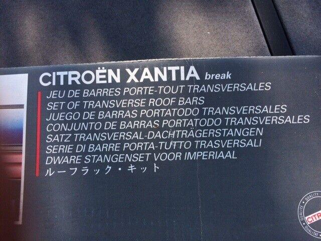 Tagbøjler, Citroën Xantia Break