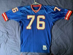 Details About Men S Vintage 80 S Gerry Cosby Nfl New York Giants Jersey 76 Size Xl