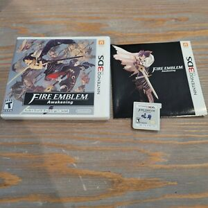 Fire-Emblem-Awakening-Nintendo-3DS-2013-Complete-CIB-RPG-Video-Game