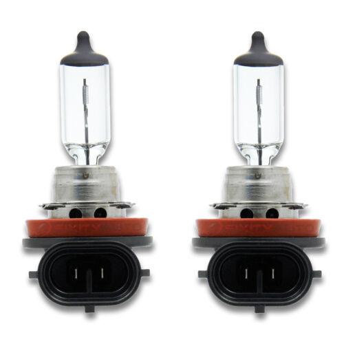 Two 1 Packs Sylvania Long Life H11LL Light Bulb Fog Daytime Running hv