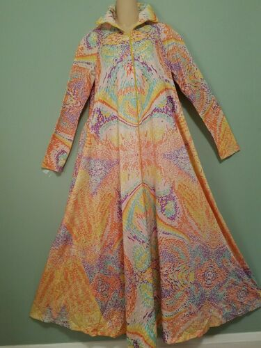 Vintage 60s/70's BILL TICE for Royal Psychedelic C