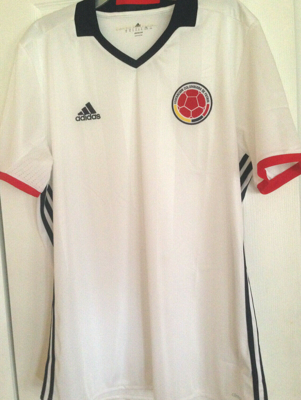 Shirt mens size XL Adidas Federacion Colombiana De Futbol new climacool Football