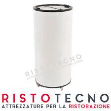 Frigo vetrina a pozzetto da bar per Bibite lattine bottiglie - Temp. 0°/+10°C.