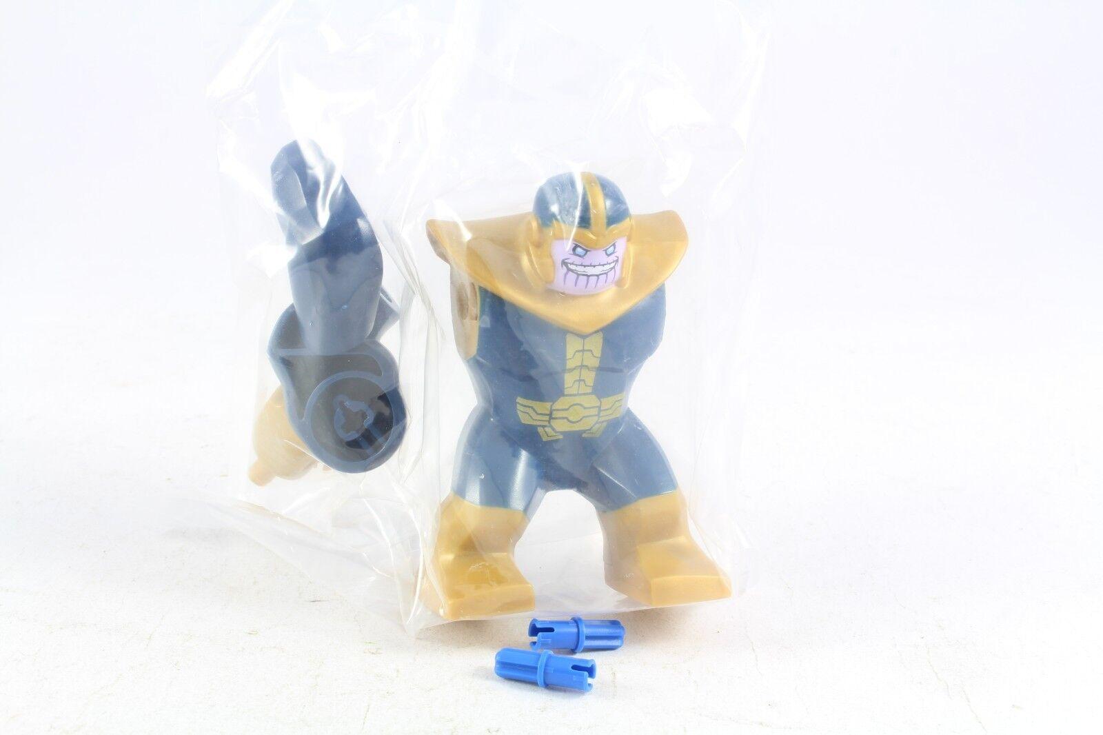 Lego Lego Lego Marvel Superheroes Thanos Minifigure Minifig Genuine Mint 76049 New c701a0