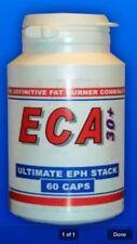 Eca 30Ultimate Stack 60 caps Best Fat Burner - REDUCED