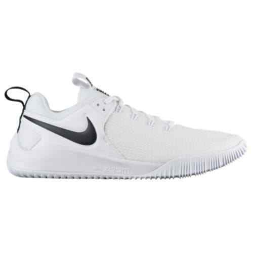 Nike Zoom Hyperace 2 White Black Womens Volleyball Court shoes ALL NEW
