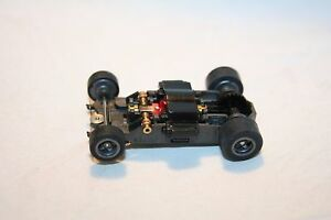 AFX-THREE (3) MEGA G 1.5 CHASSIS-(DISCONTINUED)- NEW- W/ BODY CLIP.