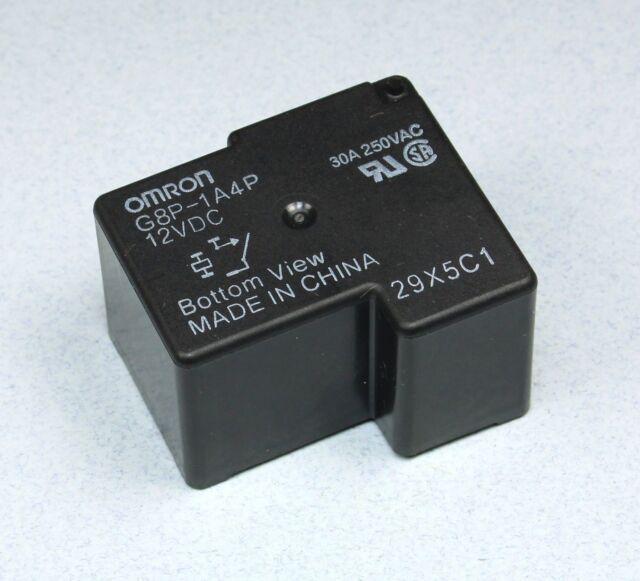 10PCS ORIGINAL 891P-1A-C 12VDC SONGCHUAN Relay 4PINS