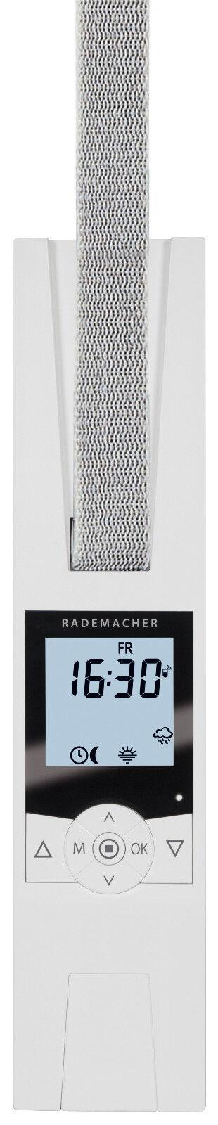 Rademacher RolloTron Comfort Plus DuoFern Cinghia ALZAVETRO fino a 65 kg; opt. ACCESSORI