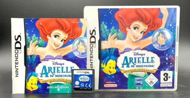 Spiel: DISNEY´S ARIELLE für den Nintendo DS + Lite + Dsi + XL + 3DS + 2DS