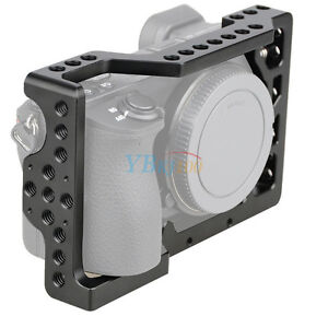 Dslr Camera Cage Stabilizer Rig Protective Case For Sony A6000