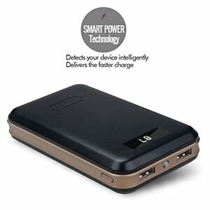 imuto 20000mAh Compact Portable Charger