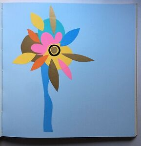 #130/175 BEATRIZ MILHAZES Coisa Linda SIGNED with COLLAGE 2002 MOMA NYC