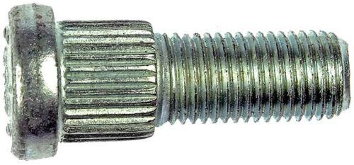 1-3//8 In Knurl 10 Pack .570 In Length 7//16-20 Serrated Wheel Stud